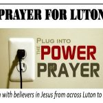 Latest Prayer Mail from Ulrike 25th May 2020