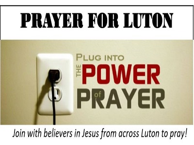 Latest Prayer Mail from Ulrike18th June 2019 with Rise UP flyers and details