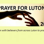Latest Prayer Mail from Ulrike 22nd May 2018