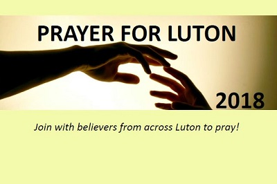 Latest Prayer Mail from Ulrike 15th January 2019 with prayer dates to March 2019
