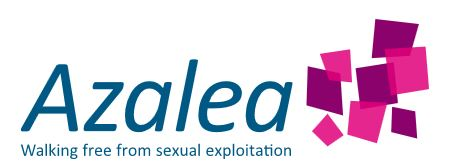 Azalea – three job opportunities  Closing 21st September