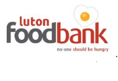 Luton Foodbank – Casual  Friday poster
