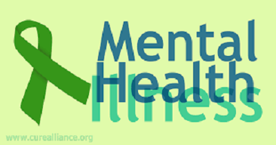 Our Minds Matter – a guide to having a service about Mental Illness.