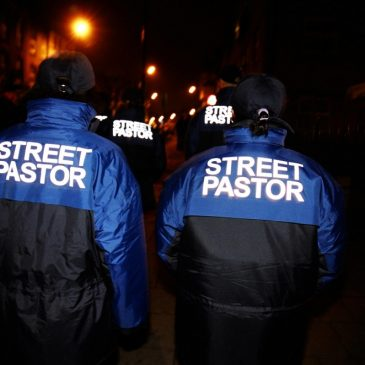 Street Pastors Making a positive difference