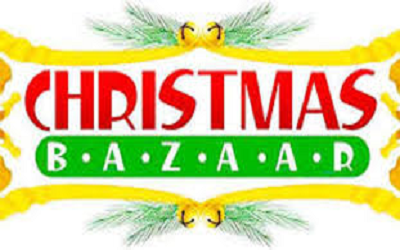 Christmas Bazaar at St Christopher's, Round Green