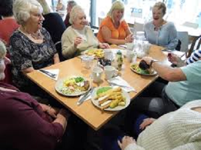 Farley Hill Lunch Club needs volunteers to avoid closing
