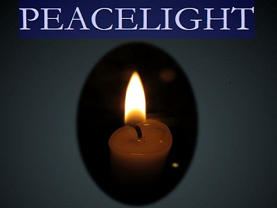 Peacelight Service open to all faiths to celebrate the arrival of the Peace Flame from Bethlehem