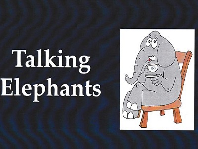 Talking Elephants - coffee and conversation for people who have been bereaved