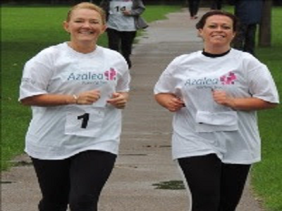 Azalea 5K run 29th June