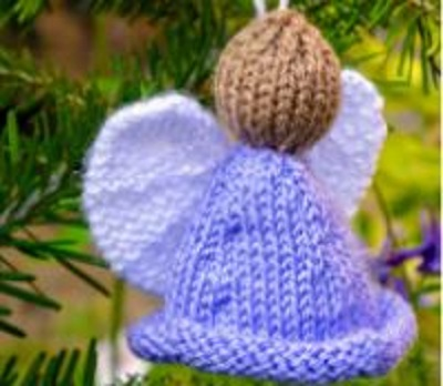 Christmas Angels Project – knit some angels for the University students and staff