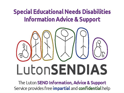 SENDIAS service for families of children and young people who have Special Education Needs (SEND)