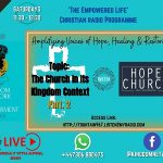 Kingdom Network with Hope Church, Dunstable / South Beds
