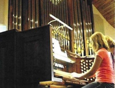 Young Organists Training Scheme